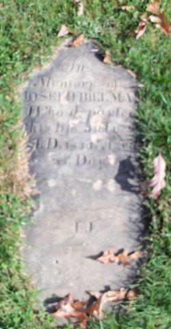 Joseph Infant Billman