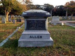 Mary Wilcox <i>Greene</i> Allen