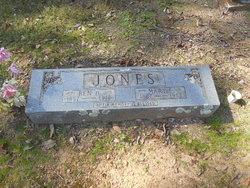Mary Ella <i>Talkington</i> Jones