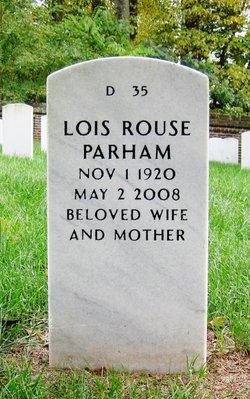 Lois <i>Rouse</i> Parham