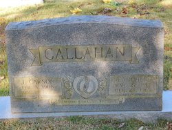 John Carson Callahan