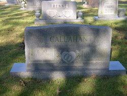 Calvin Harold Callahan