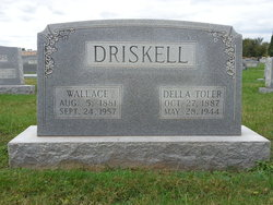 Wallace H Driskell