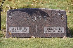 Albin N Foss
