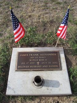 James Frank Alexander