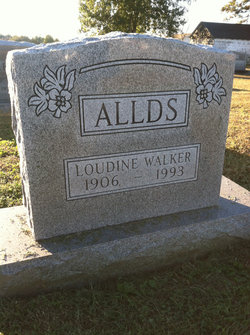 Loudene <i>Walker</i> Allds