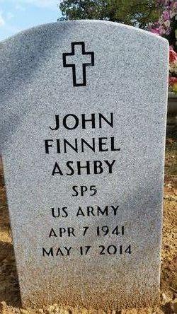 Spec John Finnel Ashby