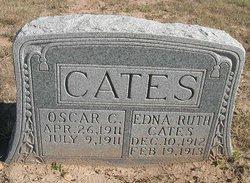 Edna Ruth Cates