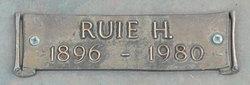 Ruie Mae Beatrice <i>Harris</i> Bell