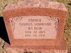 Thomas Harrison Blair