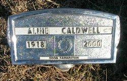 Mildred Aline <i>Christopher</i> Caldwell