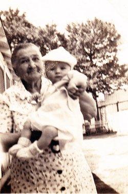 Florrie Ann Cynthia <i>Murdaugh</i> Carter