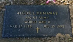 Alcus Lee Bill Dunaway