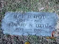 Alice C <i>Demarest</i> Little