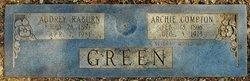 Audrey Docia <i>Raburn</i> Green