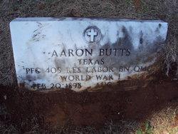 Aaron Butts