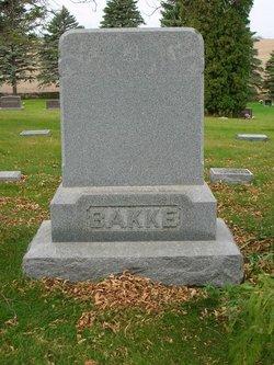 Ole Frederickson Bakke