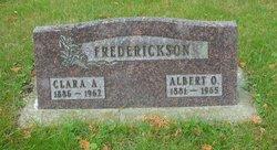 Albert O. Frederickson