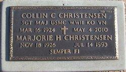 Collin Clair Christensen