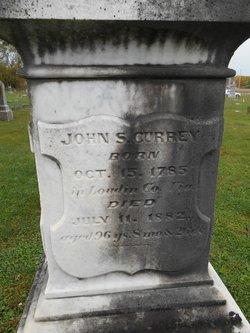 John Smith Currey