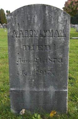 Aaron Lyman