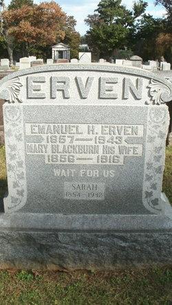 Emanuel H. Erven