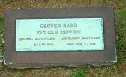 Grover Barr
