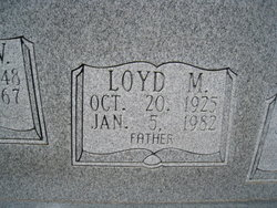 Loyd Murry May