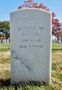 Lorine M Durkin