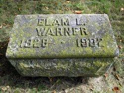 Elam Locke Warner
