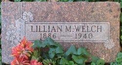 Lillian <i>Jones</i> Welch