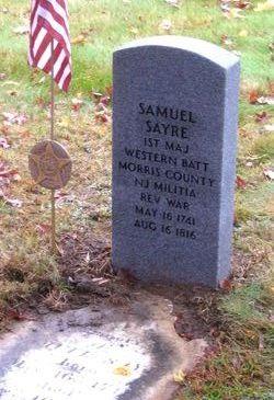 Samuel Sayre