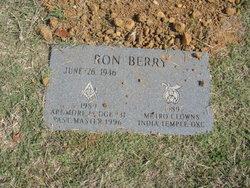 Ronald Andrew Ron Berry
