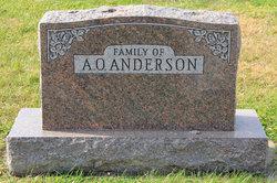 Matilda <i>Rocksvold</i> Anderson