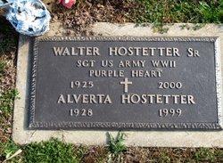Walter Butch Hostetter, Jr