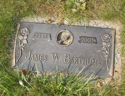 James Jim Berthume