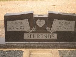 Ira Bell <i>Jones</i> Behrends