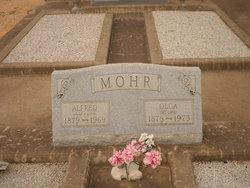 Olga <i>Lang</i> Mohr