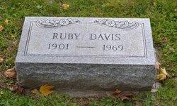 Ruby Inez <i>Roberts</i> Davis