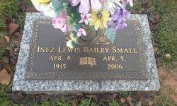 Inez Jane <i>Lewis</i> Bailey