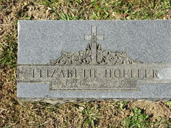 Elizabeth Lizzie Hoeller