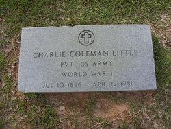 C. Coleman Little