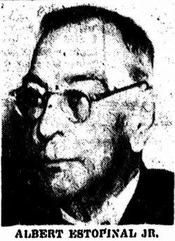 Albert Estopinal, Jr