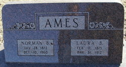 Laura Belle <i>Durant</i> Ames
