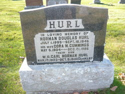 Norman Douglas Hurl