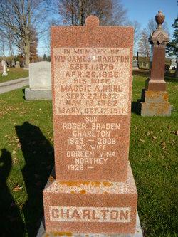 Margaret Ann <i>Hurl</i> Charlton