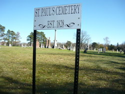 Saint Paul�s Roman Catholic Cemetery