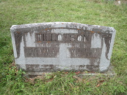 Edward A Tillotson