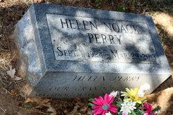 Helen <i>Noack</i> Perry