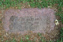 Alice Mary Amis